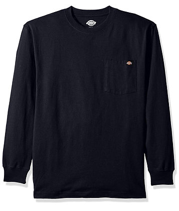 Dickies Heavyweight Cotton L/S T-Shirt