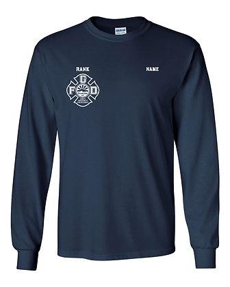Gildan 100% Cotton L/S T-Shirt