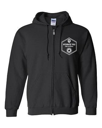 copy of Gildan Full-Zip Hooded Sweatshirt