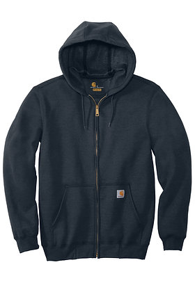 Carhartt Hooded Zip-Front Sweatshirt