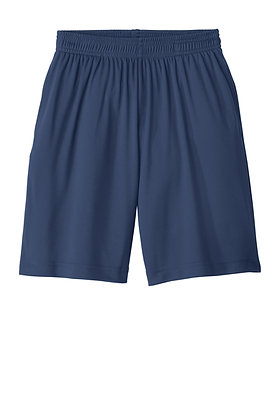 Sport-Tek Pocketed Short