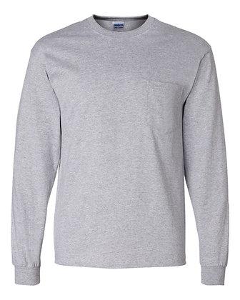 Gildan Cotton L/S T-Shirt