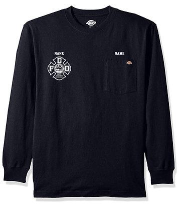 Dickies Heavyweight Cotton L/S T-Shirt