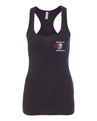 Next Level Women's Spandex Jersey Racerback Tank