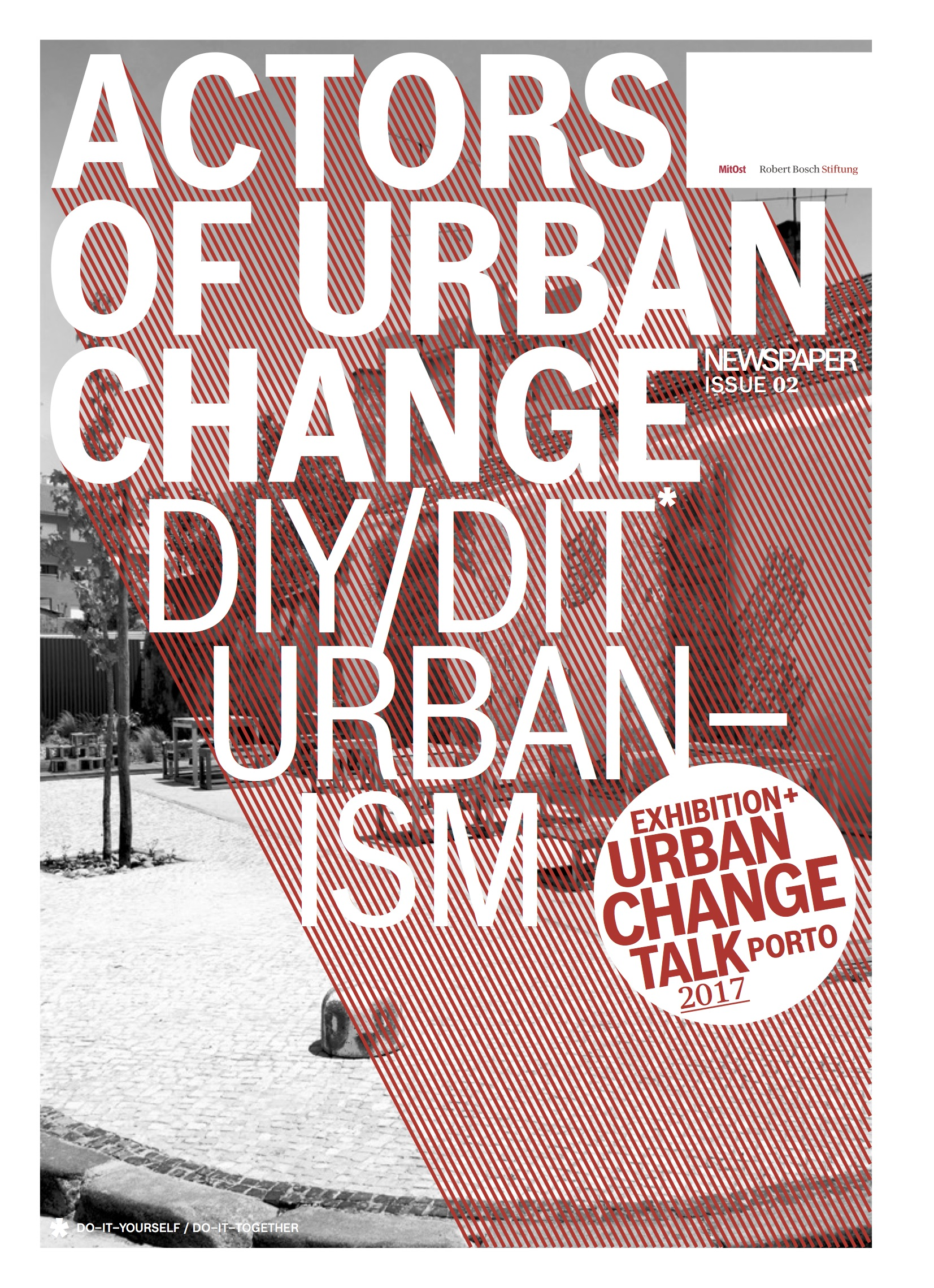 Do it yourself/together urbanism