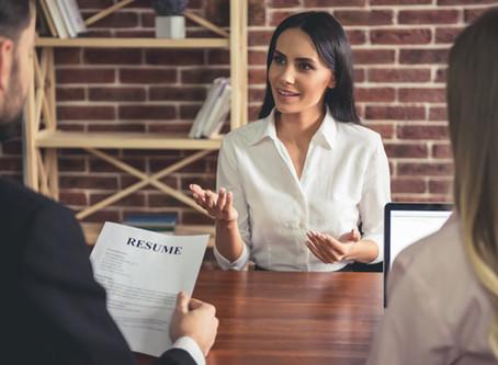 Upward Inflection Can Ruin an Interview