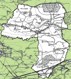 map brinkworth