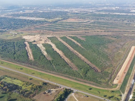 Houston Ship Channel, Clinton Placement Area Improvements in Harris County