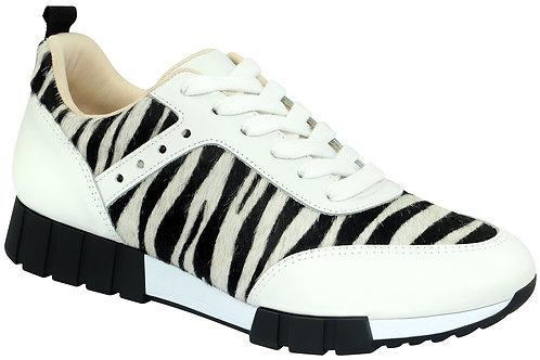 Tênis Sportwear Pelo Zebra