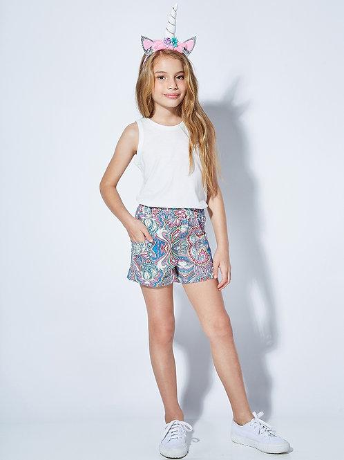 Shorts Le Lis Petit Paisley