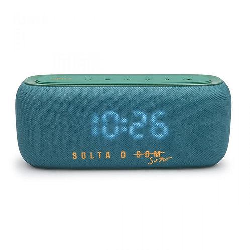 Amplificador Radio Relógio Solta o Sono
