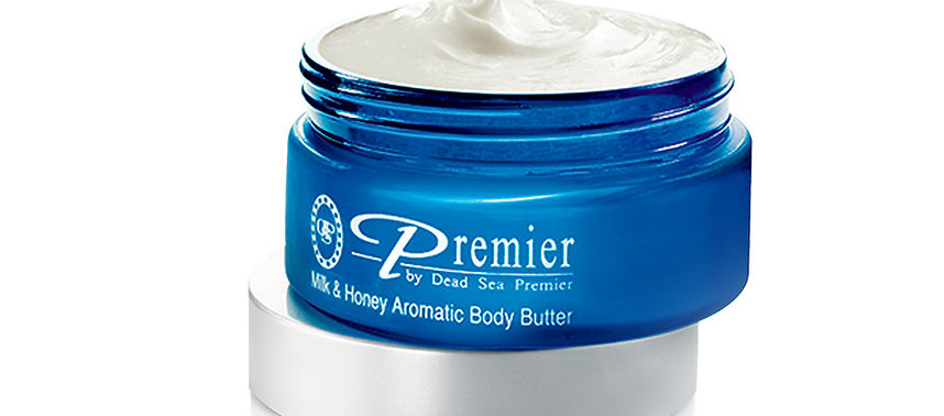 Aromatic Body Butter Milk and Honey