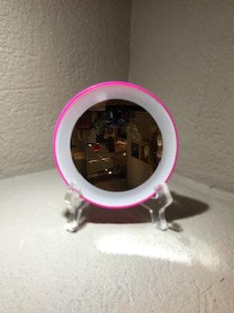 Espelho de Aumento com Luz 15x