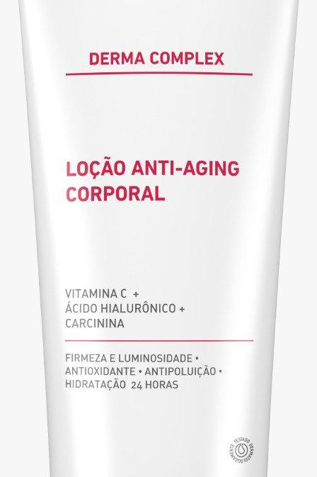 Loção Anti-Aging Corporal 200ml