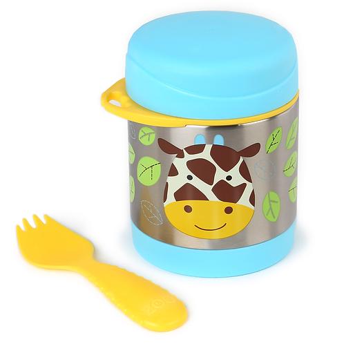 Pote Térmico Infantil Girafa