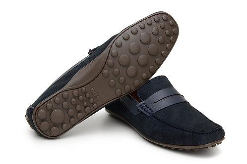Sapato Driver Camurça 18191