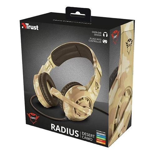 Headset Radius GTX-310