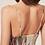 Thumbnail: Vestido Longo Cetim Estampa Boreal