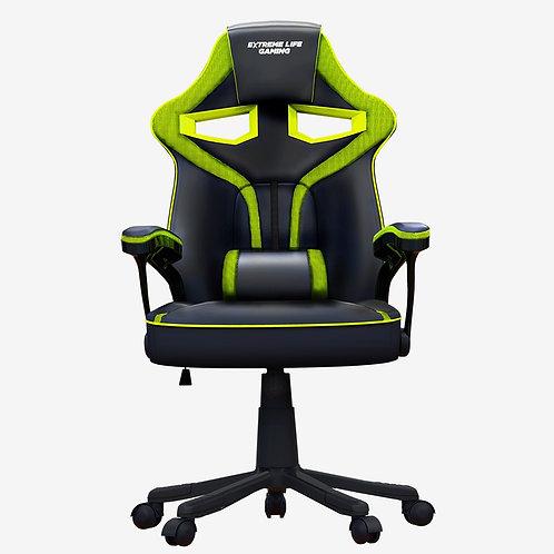Cadeira Gamer ELG RAPTOR CH04GE (Preto/Verde) ELG