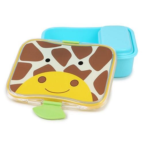Kit Lanche Infantil Girafa