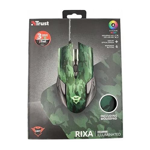Kit Mouse + Mouse Pad Rixa GTX-781
