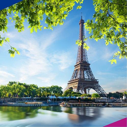 Paris 5 Noites