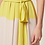 Thumbnail: Vestido Longo Chiffon Recorte Color