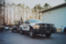 Rescue Squad Vehicle