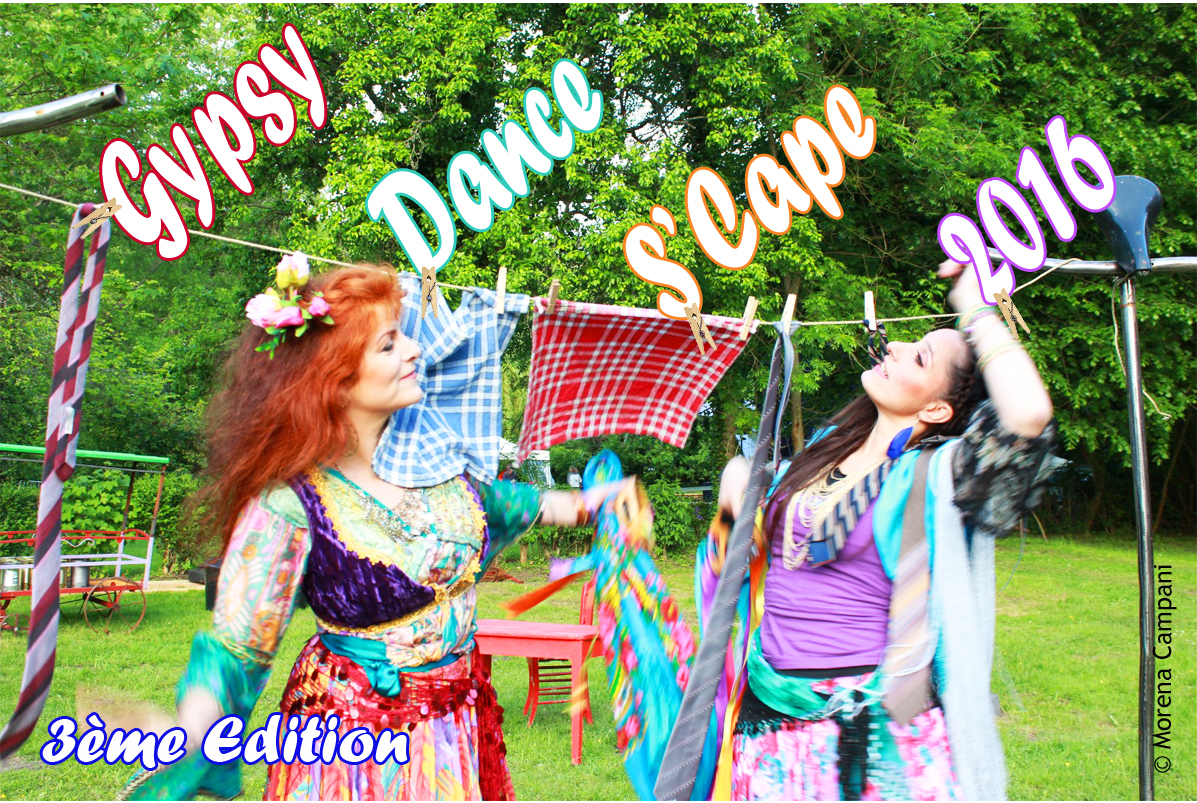 Gypsy Dance'Scape 2016
