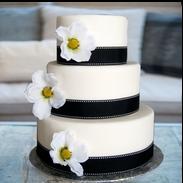 black ribbon wedding.png