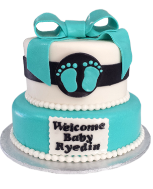 teal and black bow cake.png
