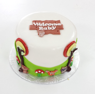 woodland animals cake.png