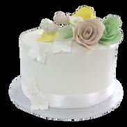 mint green and cream wedding cake top.pn