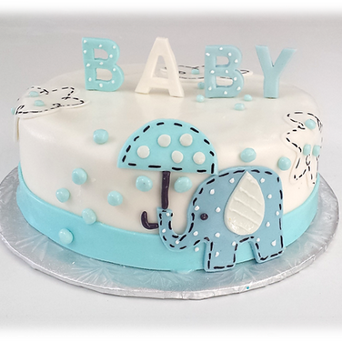 elephant with umbrella cake.png