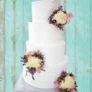 rustic wedding cake rustic flowers 2.png