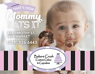 Bakers Crush Ad in Look Local 2016 Holid