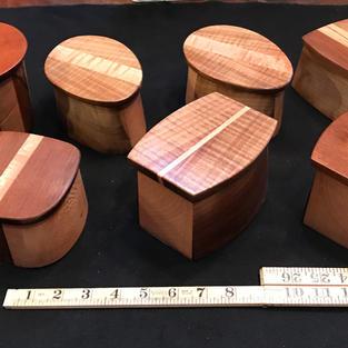 Torii Boxes
