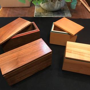 Tea Boxes