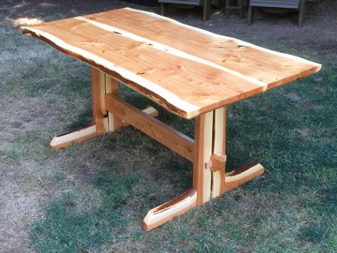 Juniper table - sold