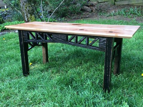 Morrison bridge coffee table $750