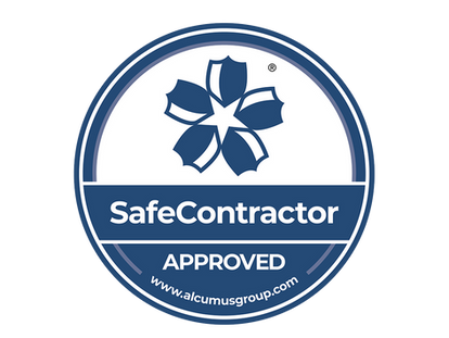 Safe Contractor Approved ✔️