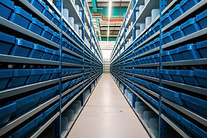 Industrial Racking and Industrial Shelving