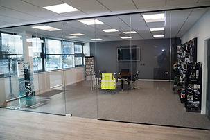 Interior design and office refurbishment