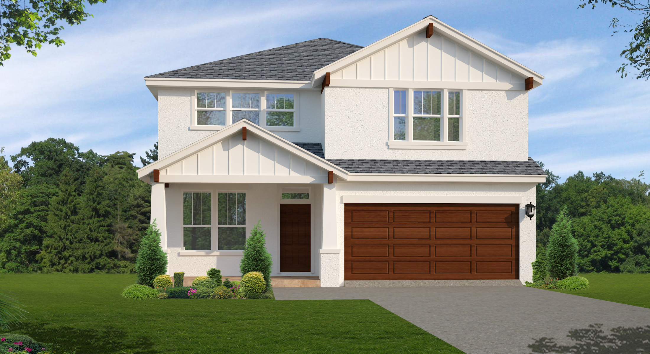 The Sorrento | Elevation B | $322,990
