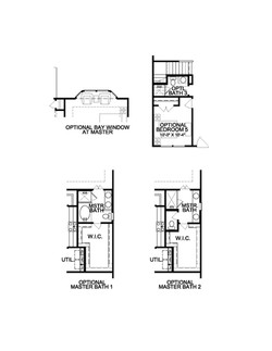 The Sorrento - 1st Floor Options Continued
