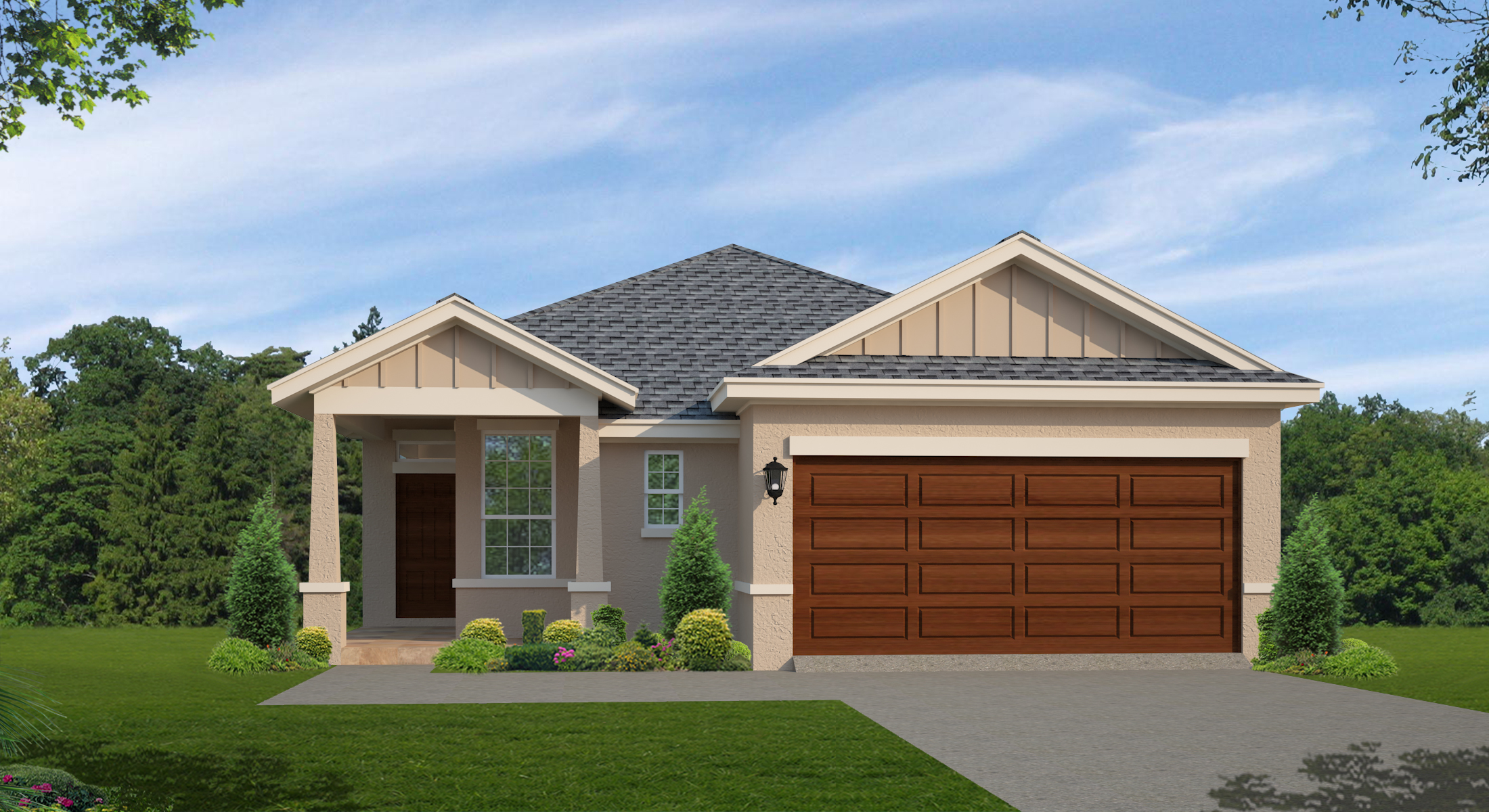 The Catania | Elevation B | $278,990