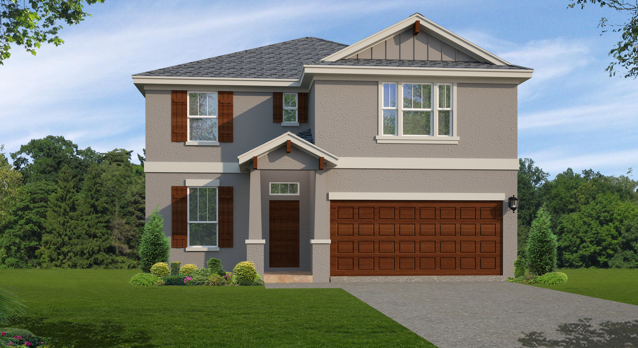 The Naples | Elevation B | $275,990