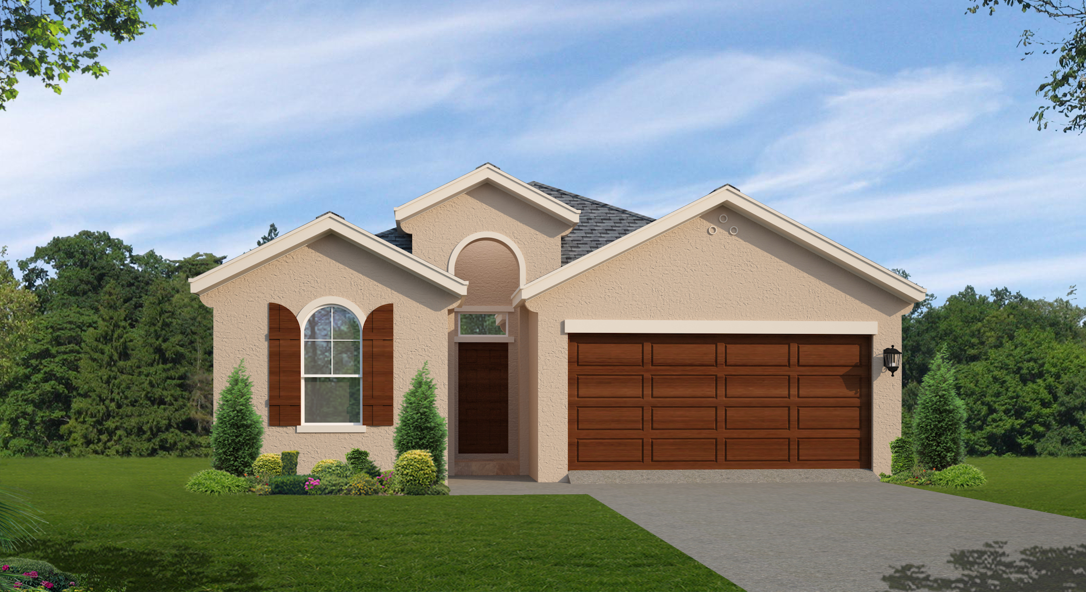 The Messina | Elevation C | $289,990