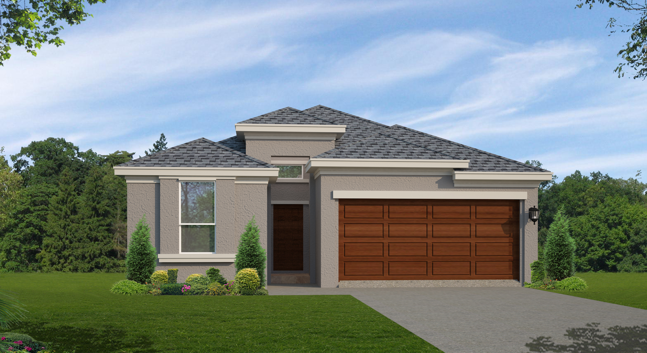 The Messina | Elevation A | $288,990