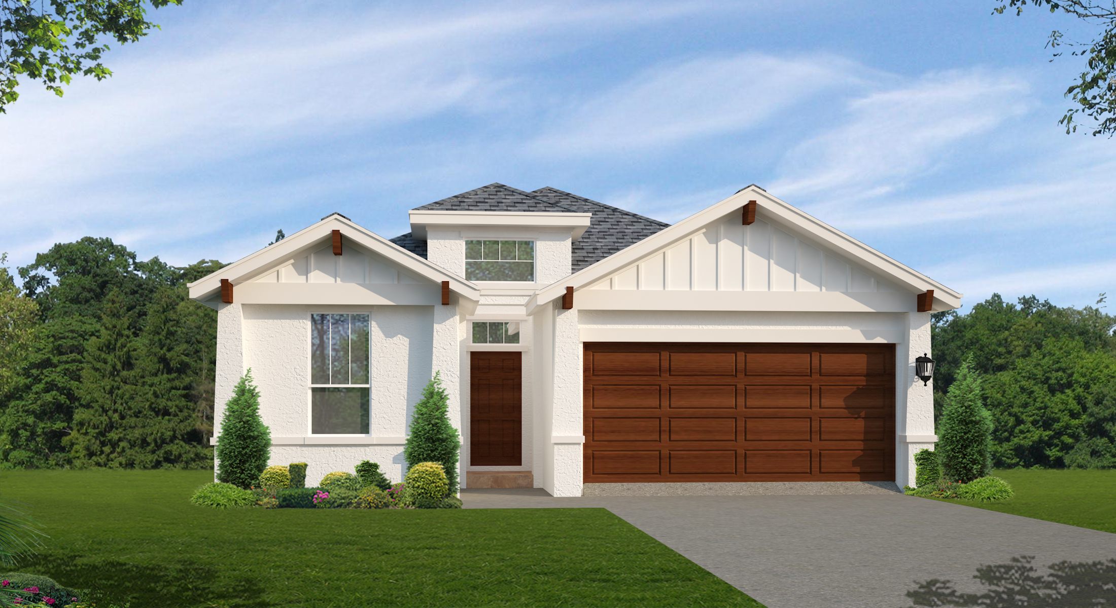 The Messina | Elevation B | $289,990